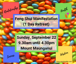 Feng Shui Manifestation (1Day Retreat)